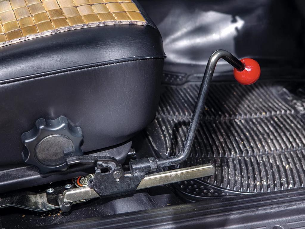 傳統豐田的士可開關控制桿